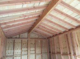 Garage en ossature bois (2x6)